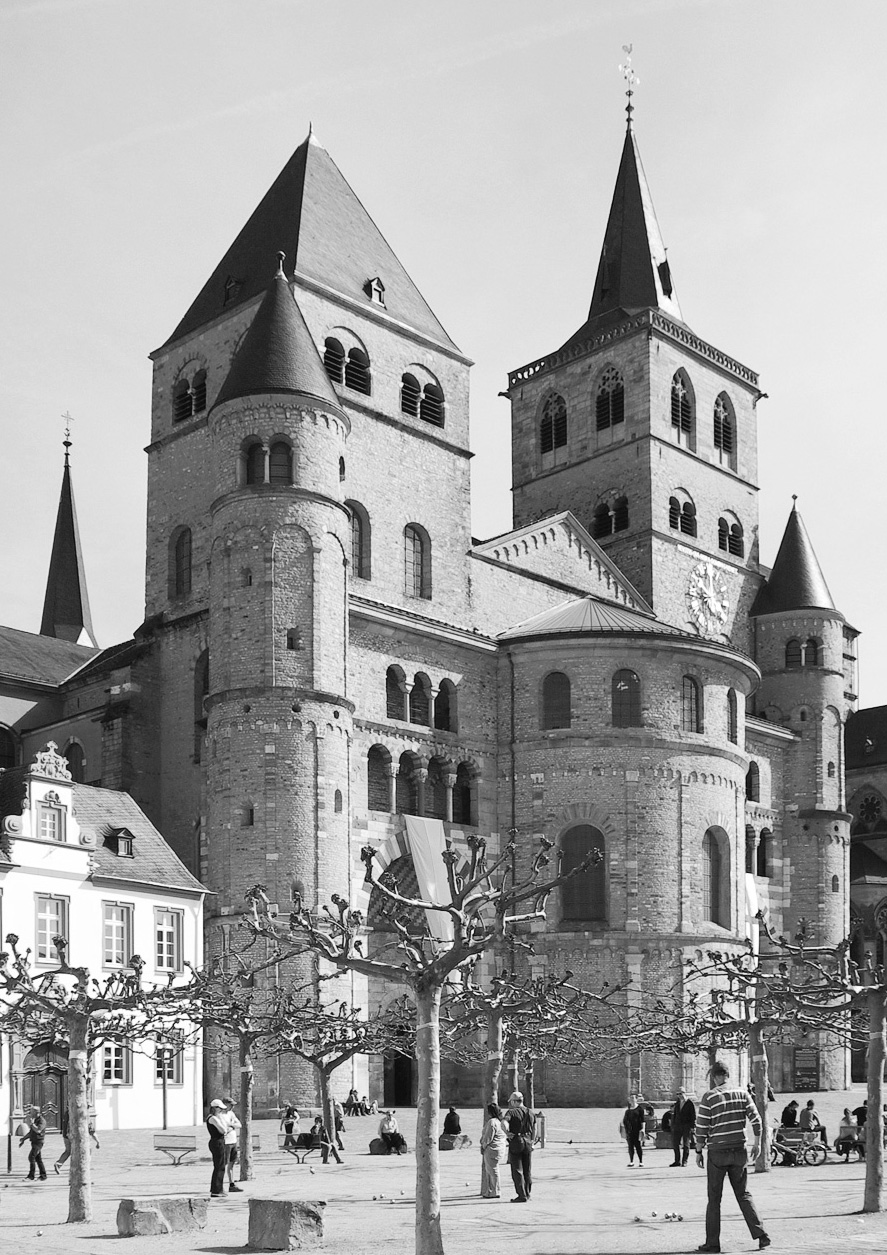 Hohe Domkirche Trier.